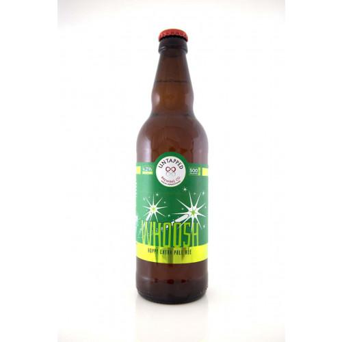 Blas ar Fwyd: Untapped Brewing Co, Whoosh 500ml