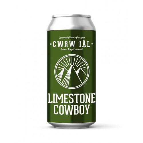 Blas ar Fwyd: Cwrw Ial, Limestone Cowboy, 4.5% 440