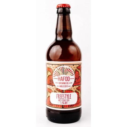 Blas ar Fwyd: Hafod Brewing, Freestyle - West Coas