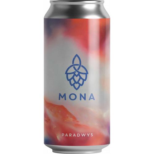 76125001 - Bragdy Mona Paradwys 4% 440ml CANS