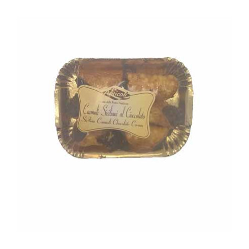 Blas ar Fwyd: Cannoli with Chocolate 200g.jpg