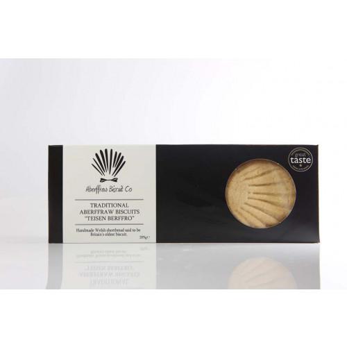 Blas ar Fwyd: Aberffraw Biscuit, Traditional, 205g
