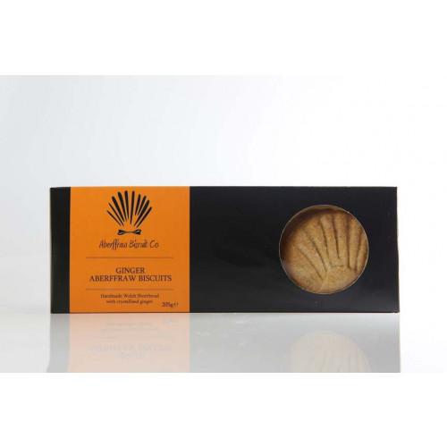 Blas ar Fwyd: Aberffraw Biscuit, Welsh Gingerbread