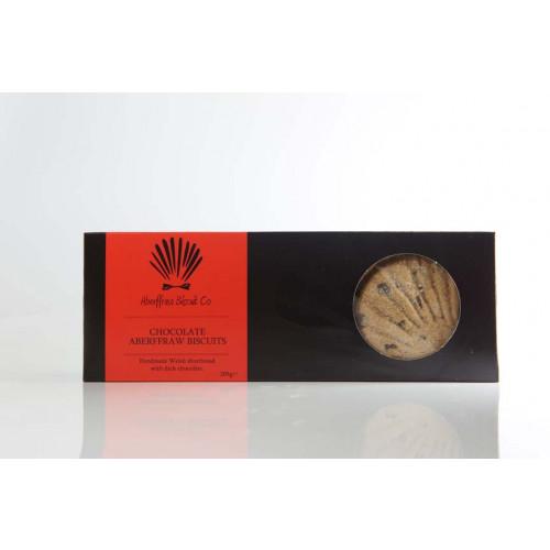 Blas ar Fwyd: Aberffraw Biscuit, Chocolate, 205g B