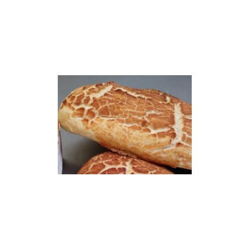 Blas ar Fwyd: WGF, Tiger Sliced Bloomer, 400g (N).