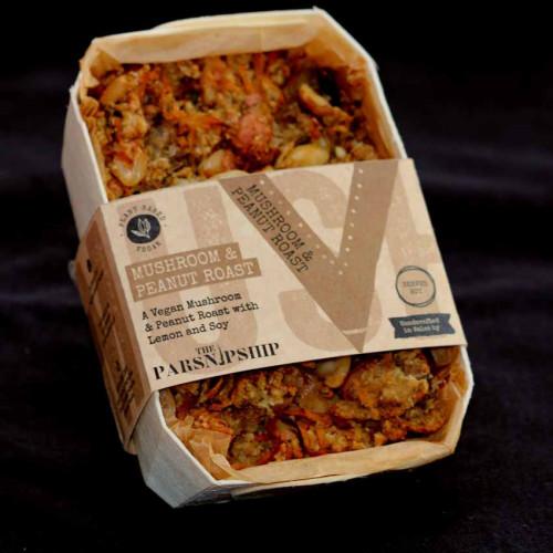 B3210723 - Parsnipship Mushroom & Peanut Roast (4 x 400g) - serves 2-3