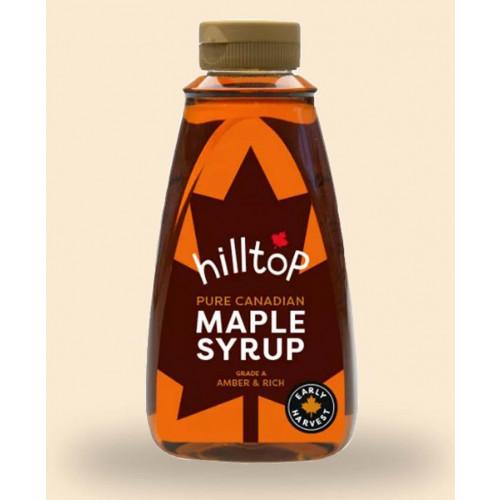 Blas ar Fwyd: Hilltop Honey, Amber Maple Syrup 640