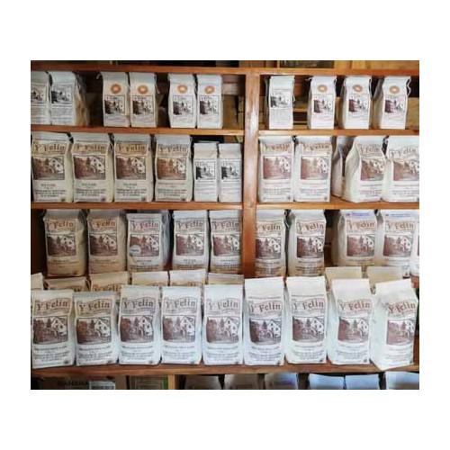 Blas ar Fwyd: Y Felin, Wholemeal Flour 1.5 kg bag.
