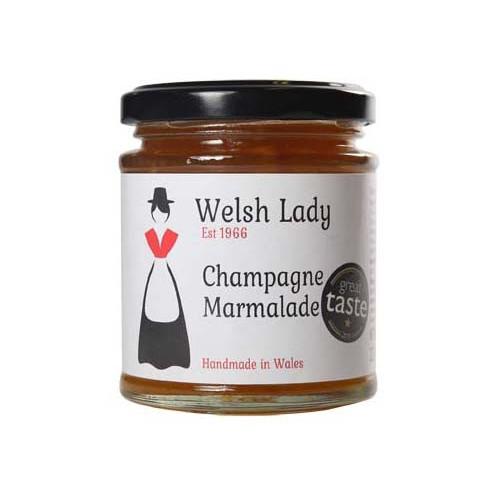 Blas ar Fwyd: Welsh Lady, Champagne Marmalade, 227