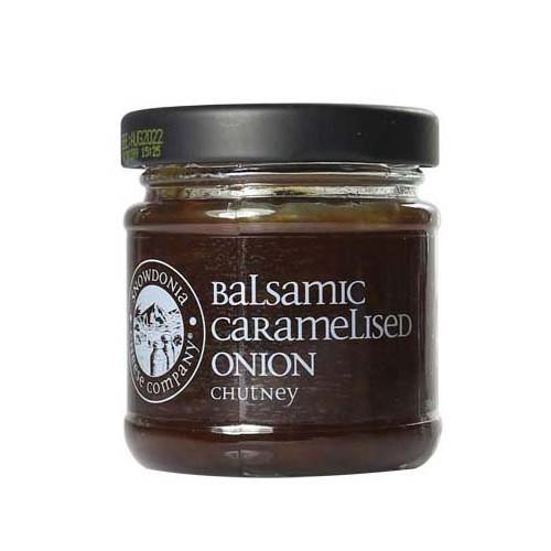 Blas ar Fwyd: Snowdonia Cheese, Caramelised Balsam