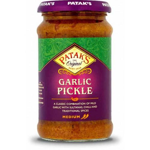 Blas ar Fwyd: garlic-pickle-300g