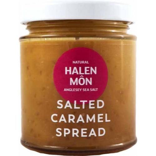 Blas ar Fwyd: Halen Mon Salted Caramel Sauce - 200