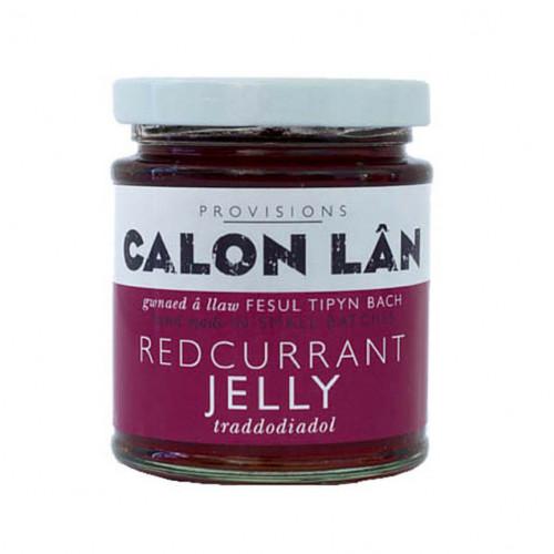 Blas ar Fwyd: Calon Lan Redcurrant Jelly - 227g