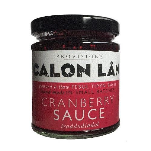 Blas ar Fwyd: Calon Lan Cranberry Sauce - 227g