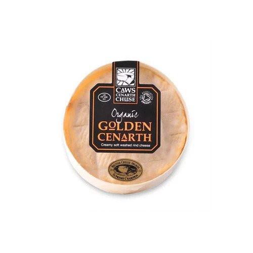 Blas ar Fwyd: Caws Cenarth, Organic Golden Cenarth