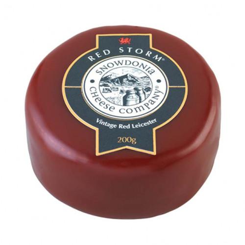 Blas ar Fwyd: Snowdonia Cheese, Red Storm (Red Lei
