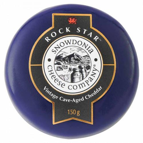D0121601 - Snowdonia Cheese Rock Star 150g