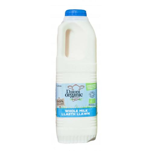 Blas ar Fwyd: Daioni UHT Whole Milk 1Ltr