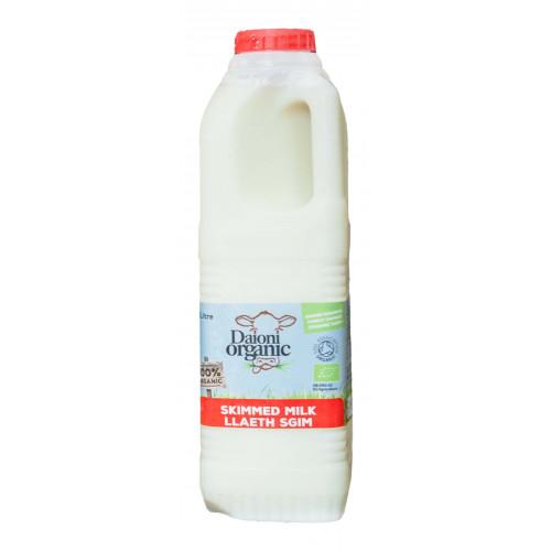 Blas ar Fwyd: Daioni UHT Skimmed Milk 1Ltr