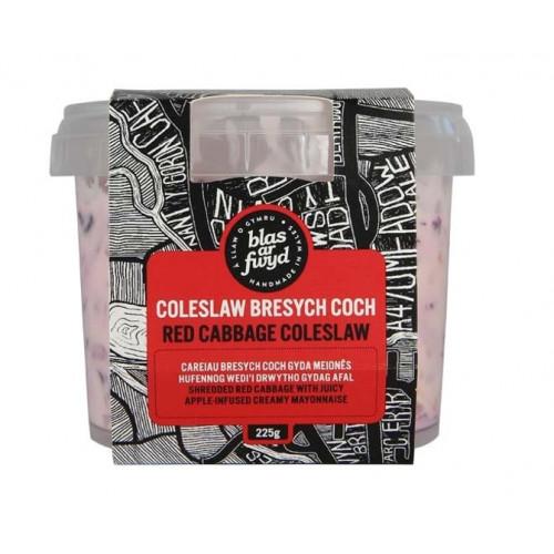 Blas ar Fwyd: BAF, Red Cabbage Salad, 225g Pot