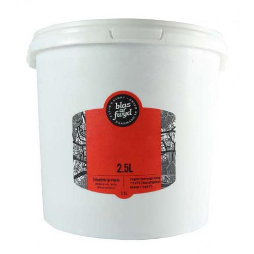 Blas ar Fwyd: BAF, Fresh Soup, Pea & Ham, 2.5 Litr