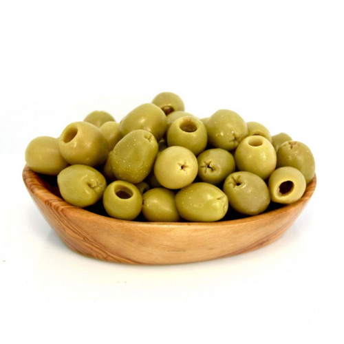 Blas ar Fwyd: Real Olive Co Pitted Green Colossal