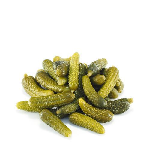 Blas ar Fwyd: Real Olive Co Cornichons 2.12KG Drai