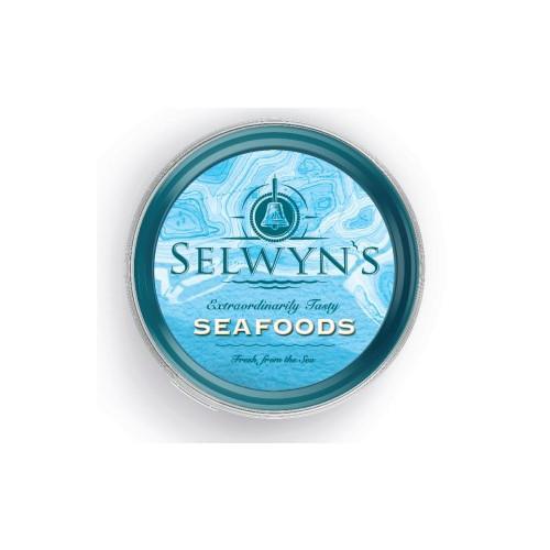 F4300301 - Selwyn's Fresh Laverbread, 200g Pot (6