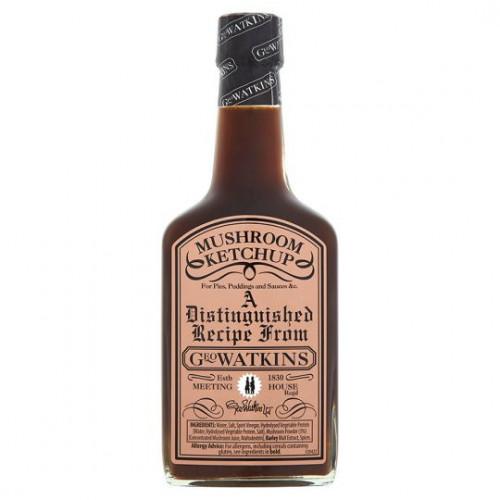 Blas ar Fwyd: Geo Watkins, Mushroom Sauce, 170ml B