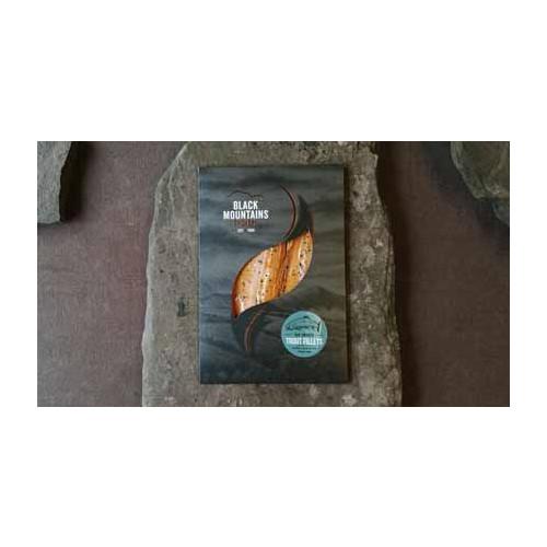 Blas ar Fwyd: Black Mountain Smokery Hot Smoked Tr