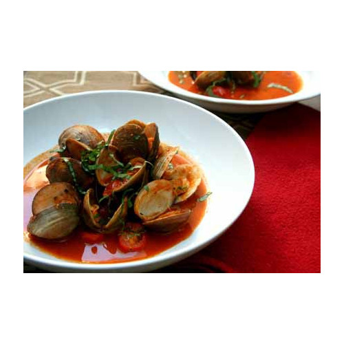 Blas ar Fwyd: Clams in Tomato Sauce - 130g