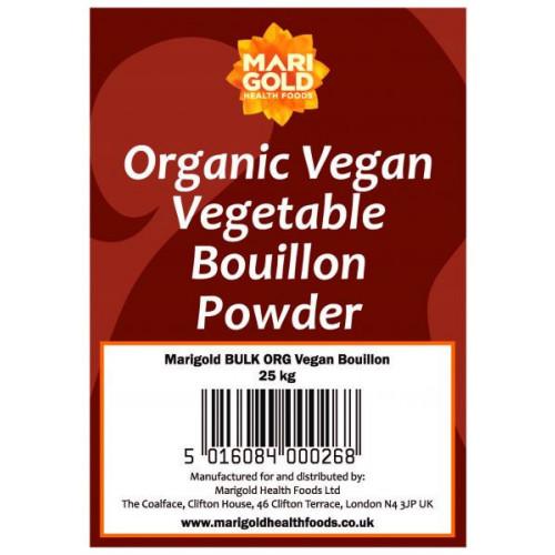 Blas ar Fwyd: Marigold Bouillon Powder, 25kg.jpg