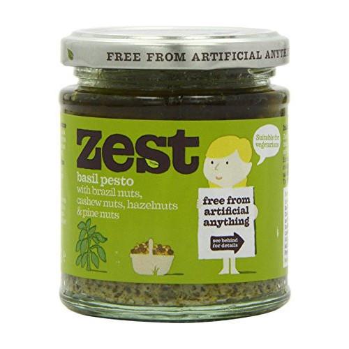 Blas ar Fwyd: Zest Pesto Vegetarian - 165g