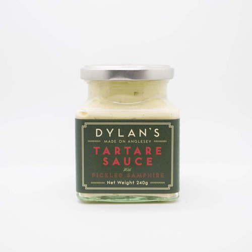 Blas ar Fwyd: Dylan's Tartare Sauce with Pickled S