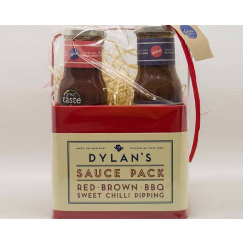 I4602601 - Dylan's Sauce Tin Gift Pack