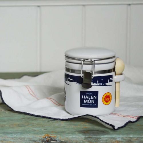 Blas ar Fwyd: Halen Mon Classic Salt - 100g Clamp