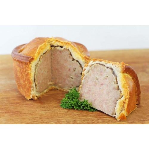 Blas ar Fwyd: Edwards o Gonwy Pork Pi Medium (Case