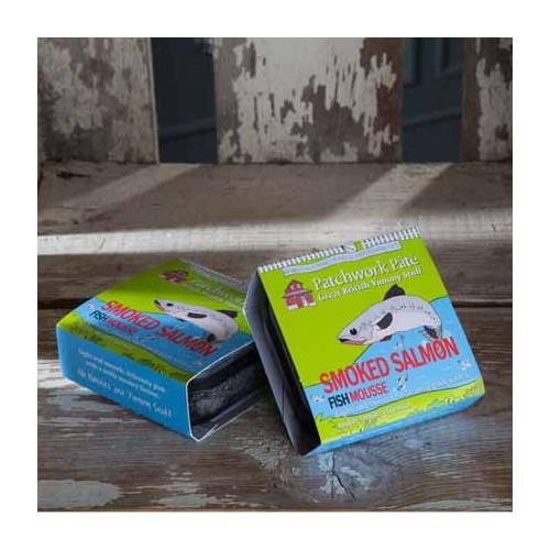 Blas ar Fwyd: Patchwork Pate Smoked Salmon Mousse