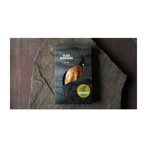 Blas ar Fwyd: Black Mountain Smokery Smoked Chicke