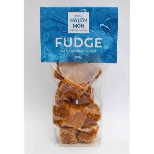 Blas ar Fwyd: Halen Mon Sea Salted Vanilla Fudge 1