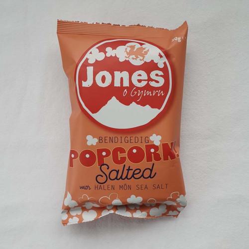 Blas ar Fwyd: Jones Popcorn Salted, 28 x 20g.jpg