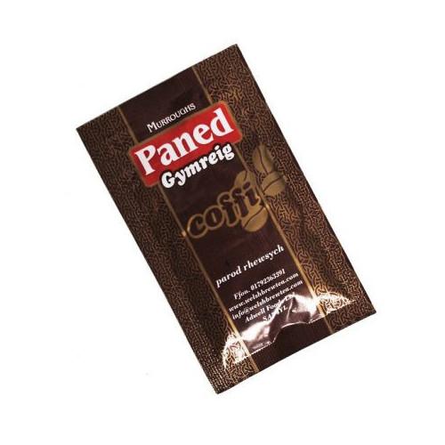 Blas ar Fwyd: Welsh Brew Envelope Coffee Sachets -
