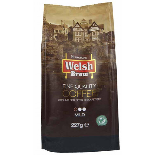 Blas ar Fwyd: Welsh Brew Mild Coffee - 227g