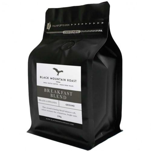 Blas ar Fwyd: Black Mountain Roast  Breakfast Blen