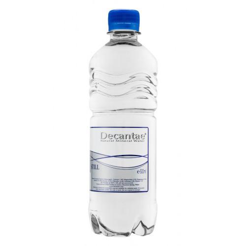 Blas ar Fwyd: Decantae Still Water Plastic Bottle